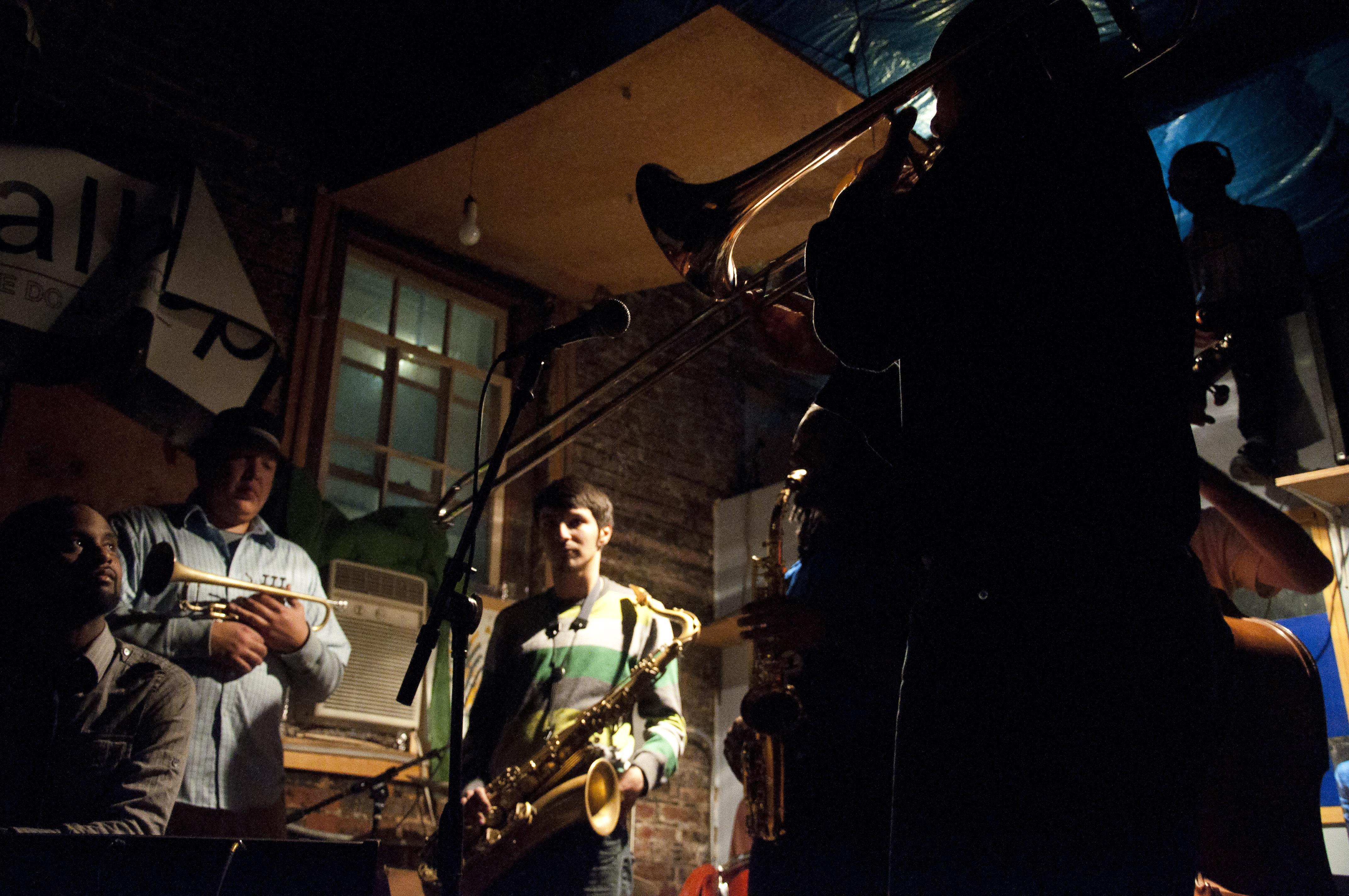 DC Jazz Loft